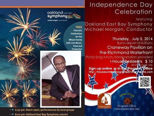 Fireworks Oakland Symphony Orchestra