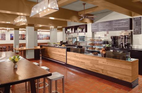 I-House Café