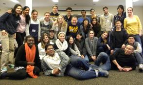 ILI Participants Spring 2014