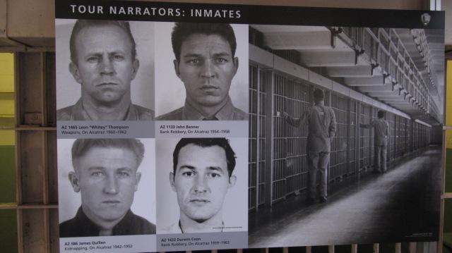 Alcatraz inmates