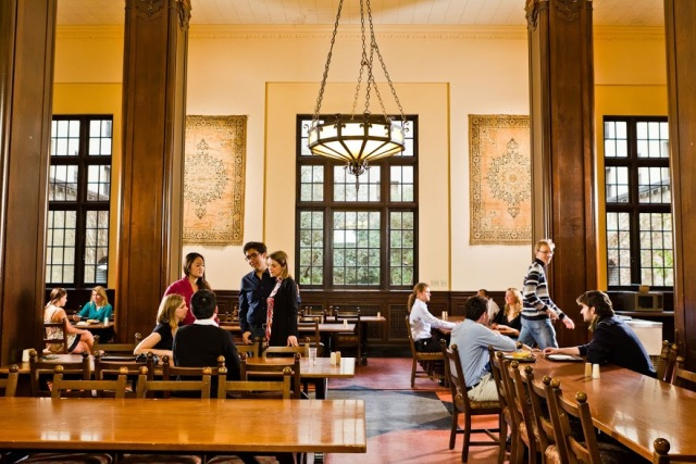 The Dining Hall (photo by Eric Millette)