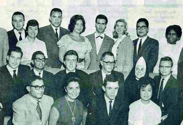 Fall 1964 Council
