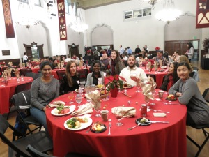 I-House Holiday Luncheon