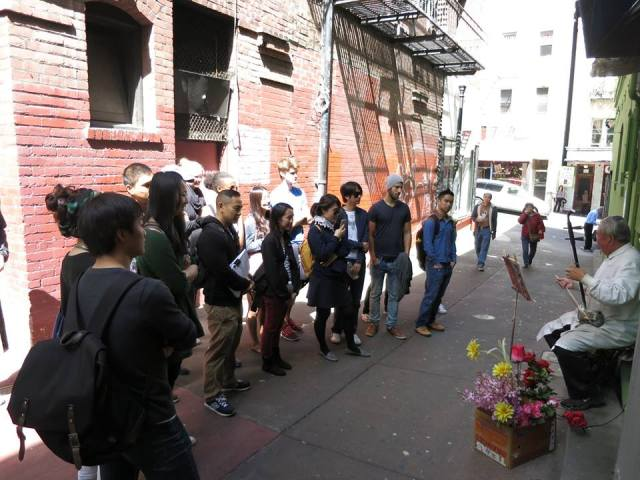 Field Trip Visit to SF Chinatown