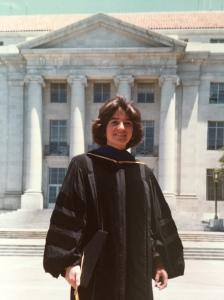 Ph.D. Graduation 1981