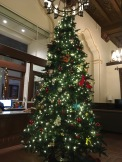 Christmas Tree decorated by residents