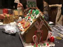 Gingerbread Houses too!