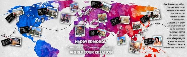 I-House World Tour graphic courtesy of I-House Chicago