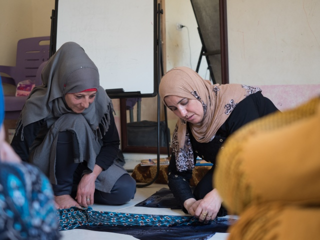 Workshops in Lebanon