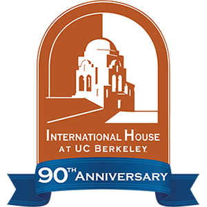 I-House 90th Anniversary Logo