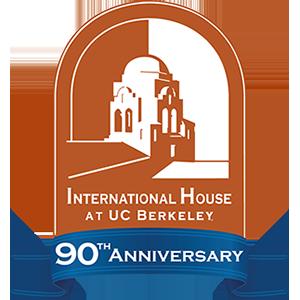 I-House 90th Anniversary Logo