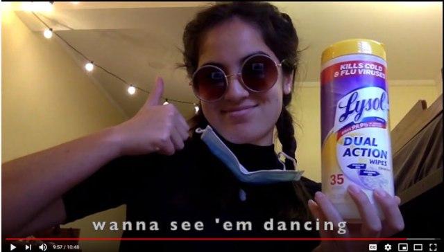 Alina in video
